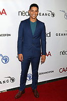 LOS ANGELES - OCT 10:  Charlie Barnett at the GEANCO Foundation Hollywood Gala at the SLS Hotel on October 10, 2019 in Beverly Hills, CA