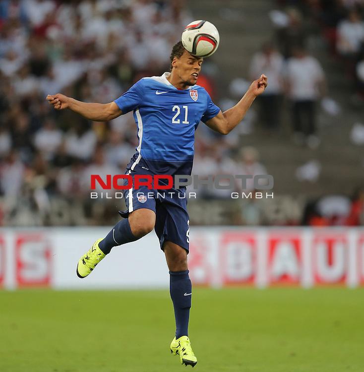 DFB Freundschaftsl&auml;nderspiel, Deutschland vs. USA<br /> Timothy Chandler (USA)<br /> <br /> Foto &copy; nordphoto /  Bratic