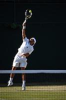 Wimbledon, 27/6/2014<br /> <br /> BOLELLI, Simone (ITA)<br /> <br /> © Ray Giubilo/ Tennis Photo Network