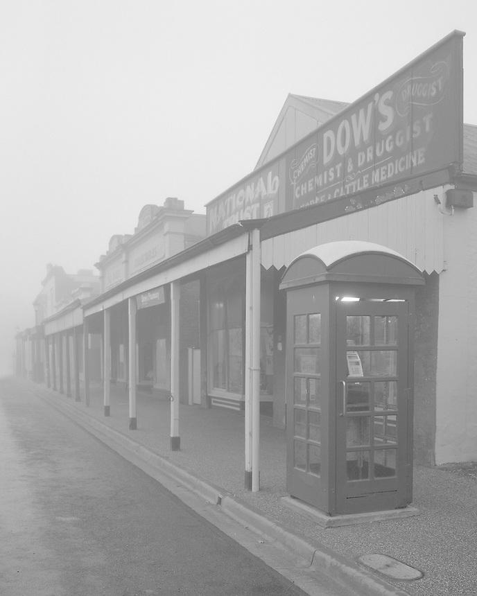 Chiltern, Street in fog
