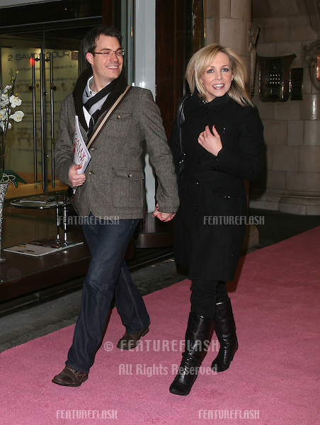 Claire Buckfield Legally Blonde: The Musical Gala Night at the Savoy Theatre, London.  14/01/2010  Picture by: Alexandra Glen / Featureflash