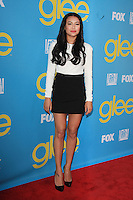 Naya Rivera at the TV Academy special screening and Q&A of 'Glee' at the Leonard H. Goldenson Theatre in North Hollywood, California. May 1, 2012. © mpi28 / MediaPunch Inc. **SOLO*VENTA*EN*MEXICO**