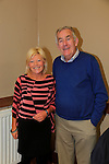 Mary Hayes Noel Levins at the coffee morning in st Peters for the RNLI<br /> Picture: www.newsfile.ie