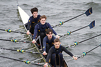 Crew: 142  Emanuel Sch  Event: J16 Quads<br /> <br /> Schools' Head of the River 2017<br /> <br /> To purchase this photo, or to see pricing information for Prints and Downloads, click the blue 'Add to Cart' button at the top-right of the page.