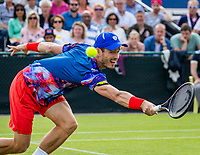 Rosmalen, Netherlands, 11 June, 2019, Tennis, Libema Open, Mens double: Wesley Koolhof (NED) <br /> Photo: Henk Koster/tennisimages.com
