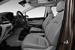 Front seat view of 2019 Honda Odyssey EX-L 5 Door Minivan Front Seat  car photos