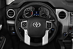Car pictures of steering wheel view of a 2016 Toyota Tundra SR-Crew 4 Door Pickup Steering Wheel