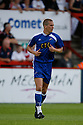 Steve Morison of Millwall during the pre-season friendly match between Stevenage Borough &  Millwall at  the Lamex Stadium, Stevenage on 25th July, 2009..Photograph: Kevin Coleman .......................................................Alan Julian of GillinghamAlan Julian of Gillingham............................ during the Wembley Cup pre-season tournament between Barcelona and Al Ahly at Wembley Stadium, London on 26th July, 2009..Photograph: Kevin Coleman .......................................................Alan Julian of GillinghamAlan Julian of Gillingham............................