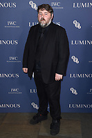 LONDON, UK. October 01, 2019: Ben Wheatley at the Luminous Gala 2019 at the Roundhouse Camden, London.<br /> Picture: Steve Vas/Featureflash