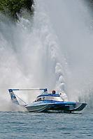 "Chip Hanauer, U-00 ""Atlas Van Lines"" (1982 Rolls-Royce powered Lucero hull)"