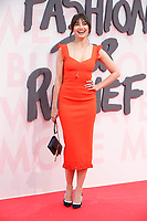 Daisy Lowe attends Fashion for Relief Cannes 2018 during the 71st annual Cannes Film Festival at Aeroport Cannes Mandelieu on May 13, 2018 in Cannes, France.<br /> CAP/GOL<br /> &copy;GOL/Capital Pictures
