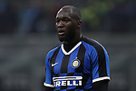 Romelu Lukaku of Inter during the Serie A match at Giuseppe Meazza, Milan. Picture date: 11th January 2020. Picture credit should read: Jonathan Moscrop/Sportimage
