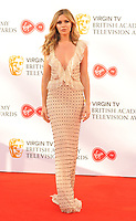 Abbey Clancy at the Virgin TV British Academy (BAFTA) Television Awards 2018, Royal Festival Hall, Belvedere Road, London, England, UK, on Sunday 13 May 2018.<br /> CAP/CAN<br /> &copy;CAN/Capital Pictures