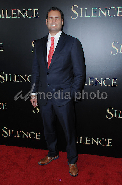 "05 January 2017 - West Hollywood, California - Gaston Pavlovich. ""Silence"" Los Angeles Premiere held at the Directors Guild of America. Photo Credit: Birdie Thompson/AdMedia"