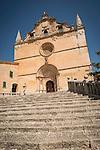 Main church, Felanitx, Mallorca