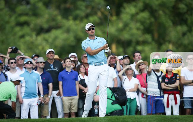 Henrik Stenson (SWE) on the 12th during Round Two of the 2015 BMW International Open at Golfclub Munchen Eichenried, Eichenried, Munich, Germany. 26/06/2015. Picture David Lloyd | www.golffile.ie