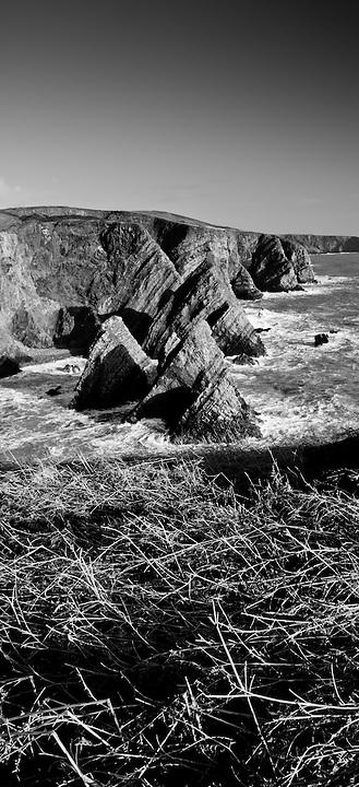 Nohoval Cove, Sea Stacks, Co.Cork