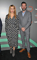 Eve Myles and Bradley Freegard at the &quot;Keeping Faith&quot; BFI &amp; Radio Times Television Festival screening, BFI Southbank, Belvedere Road, London, England, UK, on Sunday 14th April 2019.<br /> CAP/CAN<br /> &copy;CAN/Capital Pictures