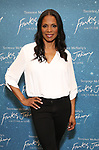 """Audra McDonald during the """"Frankie And Johnny In The Clair De Lune"""" Company Meet The Press  at the the New 42nd Street Studios on April 18, 2019 in New York City."""