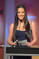 MIAMI, FL - FEBRUARY 05:Gaby Espino at the Telemundo and Premios Billboard 2013 Press Conference at Gibson Miami Showroom on February 5, 2013 in Miami, Florida. © MPI10/MediaPunch Inc /NortePhoto