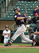 July 12, 2003:  Trace Coquillette of the Pawtucket Red Sox, Class-AAA affiliate of the Boston Red Sox, during a International League game at Frontier Field in Rochester, NY.  Photo by:  Mike Janes/Four Seam Images