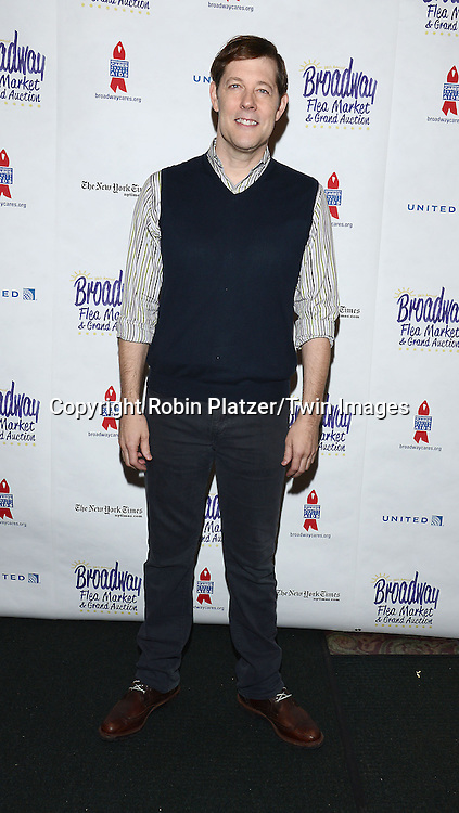 John Bolton attends the 28th Annual  Broadway Cares/ Equity Fights Aids Flea Market and Auction on September 21,2014 in Shubert Alley in New York City. <br /> <br /> photo by Robin Platzer/Twin Images<br />  <br /> phone number 212-935-0770
