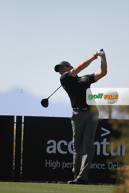 Rory McIlroy (NIR) at the WGC - Accenture Match Play Championship,Ritz-Carlton GC, Dove Mountain, Mornan, Arisona.22 Feb 2012 - 26 Feb 2012.Picture: Fran Caffrey www.golffile.ie