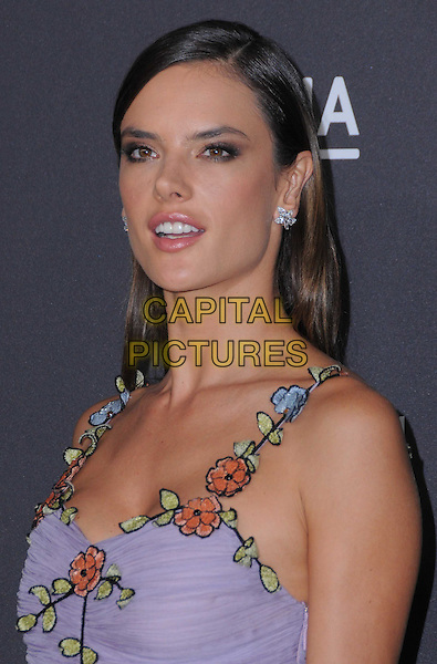 29 October 2016 - Los Angeles, California. Alessandra Ambrosio. 2016 LACMA Art+Film Gala honoring Robert Irwin and Kathryn Bigelow presented by Gucci held at LACMA. <br /> CAP/ADM/BT<br /> &copy;BT/ADM/Capital Pictures