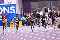 Latoya King 60 finals