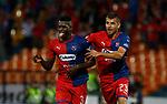 Independiente Medellín venció 3-2 (5-3 en el global) a Deportivo Pasto. Semifinal vuelta Copa Águila 2019.