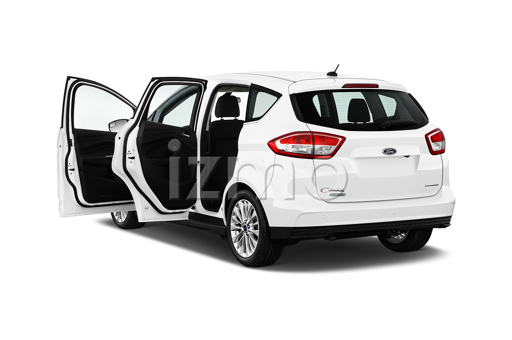 Car images of 2017 Ford C-Max Energi-Titanium 5 Door Mini MPV Doors