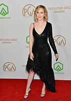 SANTA MONICA, USA. January 18, 2020: Rachel Brosnahan at the 2020 Producers Guild Awards at the Hollywood Palladium.<br /> Picture: Paul Smith/Featureflash