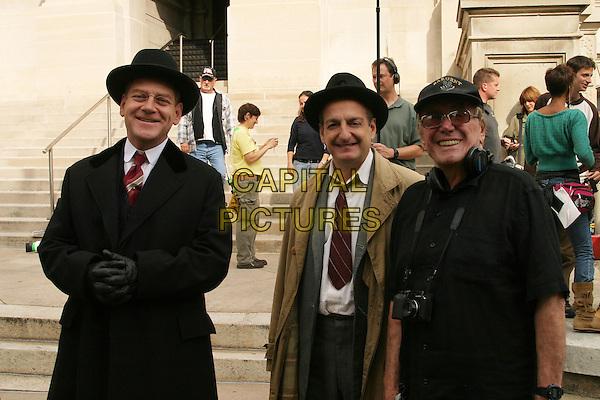 KENNETH BRANAGH, DAVID PAYMER & JOSEPH SARGENT.in Warm Springs.*Editorial Use Only*.www.capitalpictures.com.sales@capitalpictures.com.Supplied by Capital Pictures.