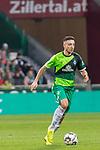 10.02.2019, Weser Stadion, Bremen, GER, 1.FBL, Werder Bremen vs FC Augsburg, <br /> <br /> DFL REGULATIONS PROHIBIT ANY USE OF PHOTOGRAPHS AS IMAGE SEQUENCES AND/OR QUASI-VIDEO.<br /> <br />  im Bild<br /> <br /> Kevin M&ouml;hwald / Moehwald (Werder Bremen #06)<br /> Einzelaktion, Ganzk&ouml;rper / Ganzkoerper<br /> <br /> Foto &copy; nordphoto / Kokenge