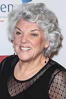 NEW YORK CITY, NY, USA - APRIL 07: Tyne Daly at the Point Honors New York Gala 2014 held at the New York Public Library on April 7, 2014 in New York City, New York, United States. (Photo by Jeffery Duran/Celebrity Monitor)