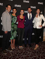 WEST HOLLYWOOD, CA - SEPTEMBER 19:  Tyler Davidson, Nick Kroll, Jenny Slate, Sophie Goodhart, Tory Tunnell attends the screening of Starz Digital Media's 'My Blind Brother' at The London Hotel on September 19, 2016 in West Hollywood, California. (Photo Credit: Parisa Afsahi/MediaPunch).