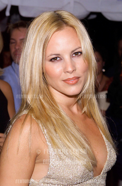 Actress MARIA BELLO at the New York premiere of her new movie, Coyote Ugly, at the Ziegfeld Theatre, New York.