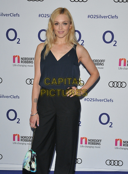 Fearne Cotton at the Nordoff Robbins O2 Silver Clef Awards 2016, Grosvenor House Hotel, Park Lane, London, England, UK, on Friday 01 July 2016.<br /> CAP/CAN<br /> &copy;CAN/Capital Pictures