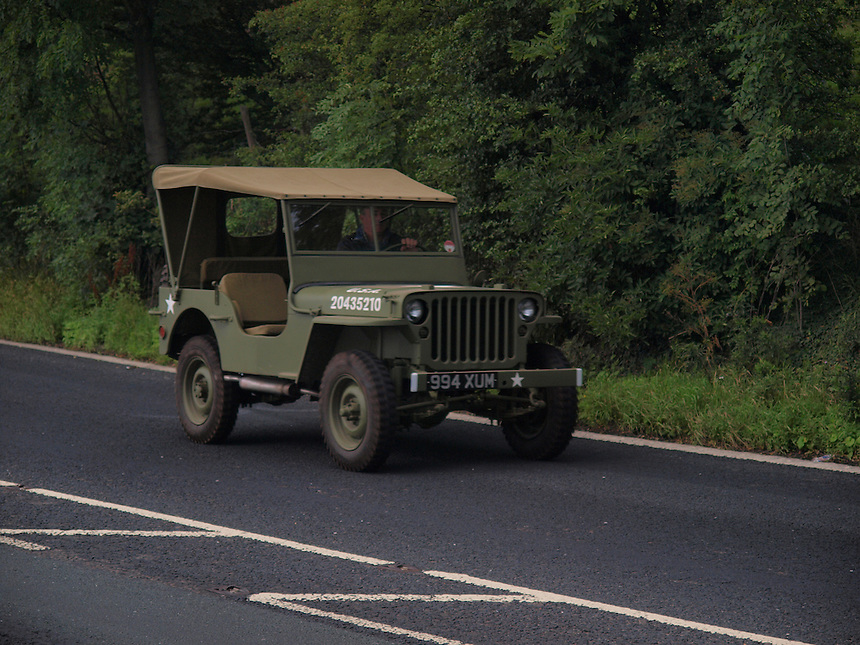 Ford Army Jeep - 1944