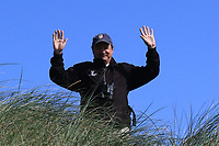 Kevin McIntyre (GUI) on the 8th during Matchplay Semi-Finals of the AIG Irish Amateur Close Championship 2019 in Ballybunion Golf Club, Ballybunion, Co. Kerry on Wednesday 7th August 2019.<br /> <br /> Picture:  Thos Caffrey / www.golffile.ie<br /> <br /> All photos usage must carry mandatory copyright credit (© Golffile | Thos Caffrey)