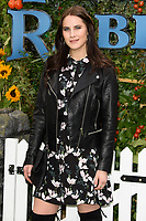 Kat Shoob at the &quot;Peter Rabbit&quot; premiere at the Vue West End, Leicester Square, London, UK. <br /> 11 March  2018<br /> Picture: Steve Vas/Featureflash/SilverHub 0208 004 5359 sales@silverhubmedia.com