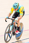 Sulthanmurat Miraliyev of Kazakhstan competes on the Men's Omnium Scratch during the 2017 UCI Track Cycling World Championships on 15 April 2017, in Hong Kong Velodrome, Hong Kong, China. Photo by Marcio Rodrigo Machado / Power Sport Images
