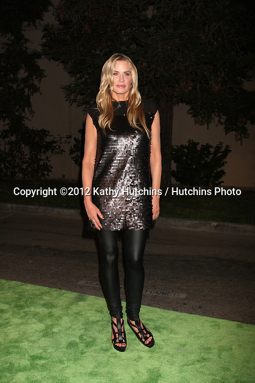 LOS ANGELES - SEP 29:  Daryl Hannah arrives at the 2012 Environmental Media Awards at Warner Brothers Studio on September 29, 2012 in Burbank, CA