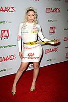 LAS VEGAS - JAN 12:  Abella Danger at the 2020 AVN (Adult Video News) Awards at the Hard Rock Hotel & Casino on January 12, 2020 in Las Vegas, NV