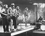 Beach Boys 1970 on Top Of The Pops Al Jardine,Mike Love, Carl Wilson, Bruce Johnston and Dennis Wilson