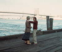 Annie Hall (1977) <br /> Woody Allen &amp; Diane Keaton<br /> *Filmstill - Editorial Use Only*<br /> CAP/KFS<br /> Image supplied by Capital Pictures