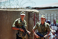 Armed security in South African
