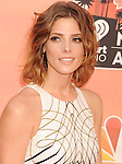 LOS ANGELES, CA- MAY 01: Actress Ashley Greene attends the 2014 iHeartRadio Music Awards held at The Shrine Auditorium on May 1, 2014 in Los Angeles, California.