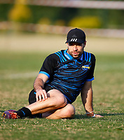 James Marshall during the Hurricanes training session at  Northwood High School Durban North in Durban, South Africa on Tuesday, 28 May 2019. Photo: Steve Haag / stevehaagsports.com
