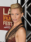 LOS ANGELES, CA - JUNE 15: Elizabeth Banks arrives at the 2012 Los Angeles Film Festival premiere of 'People Like Us' at Regal Cinemas L.A. LIVE Stadium 14 on June 15, 2012 in Los Angeles, California.